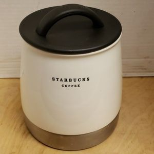 Starbucks coffee container